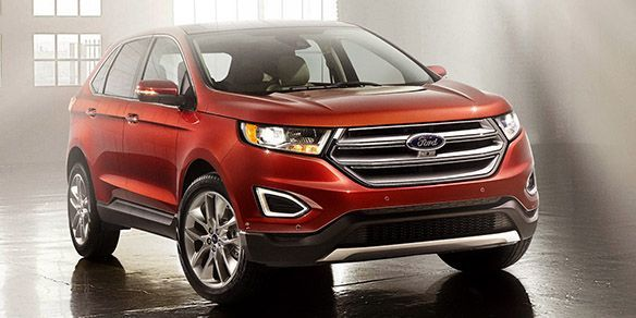 Carros Ford Edge