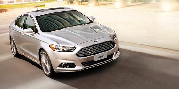 Carros Ford Fusion