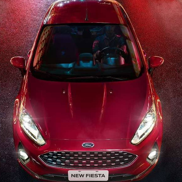 Carros Ford New Fiesta